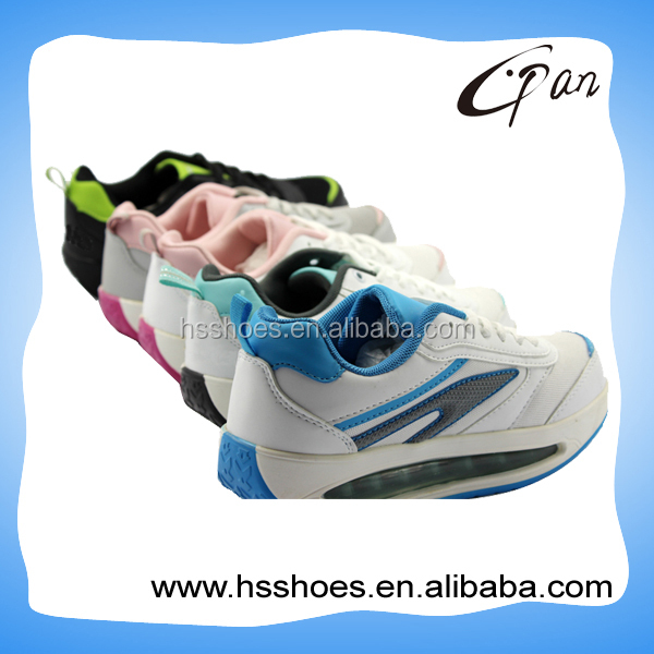 2014 the newest fitness steps shoes for lady