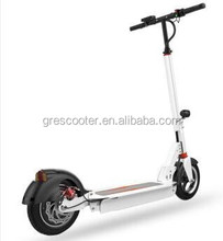 New model 2 wheel fat tyre electric scooter with samsung battery 350w high quality best promote gift electric scooter