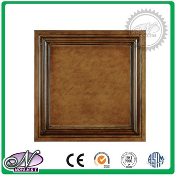 Colored SMC 3D ceiling tile
