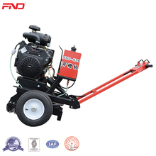 FND-K25 Road Concrete Manual Crack Grooving Machine/Groover Machine For Sale