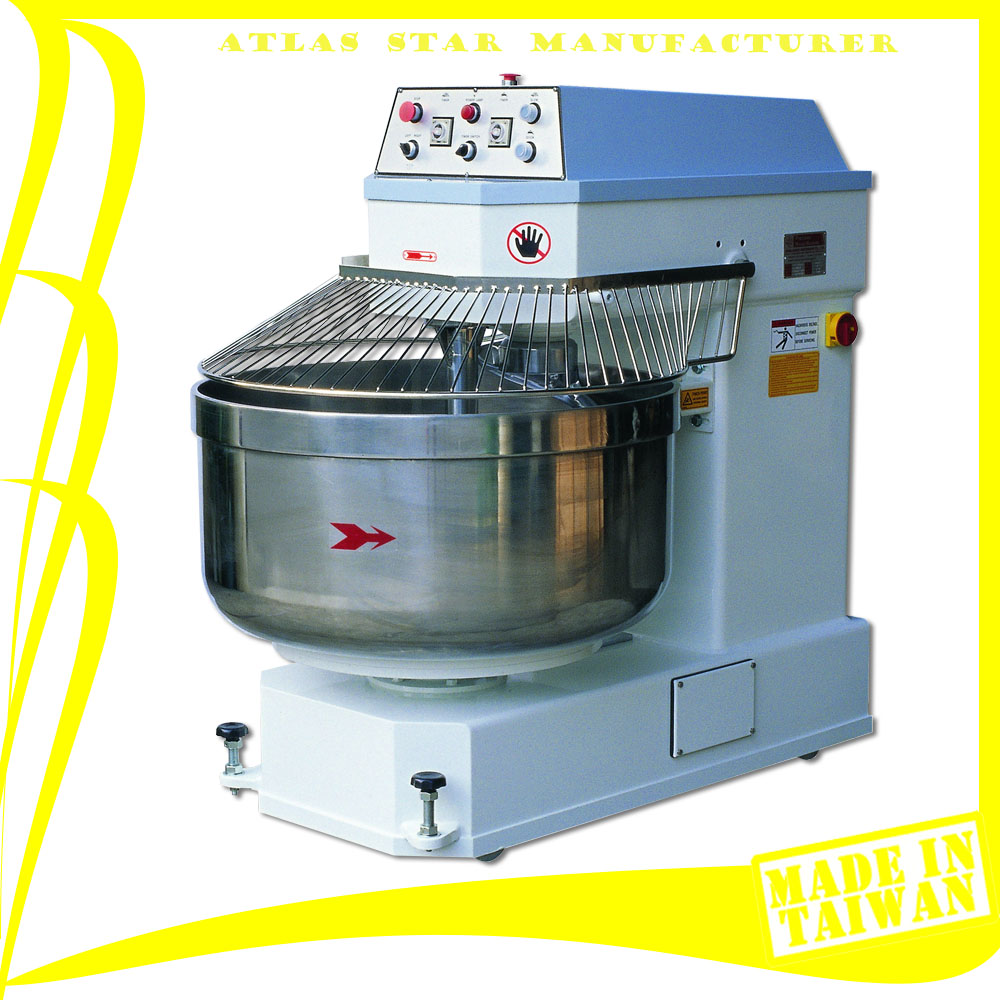 Automatic Spiral Dough Mixers Professional Bakery Spiral Mixers
