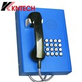 KNTECH KNZD27 Vandalproof Public Telephone  Emergency  PHONE dustproof bank telephones  jail phone  prision phone