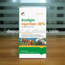 Veterinary Horse Antibiotics Analgin Injection For Paracetamol