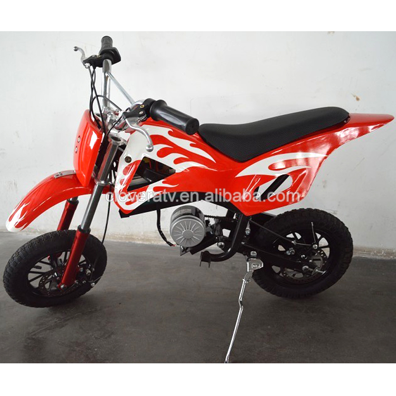 Factory Cheap Price Electric Mini Motorcycle Dirt Bike 500W 36V