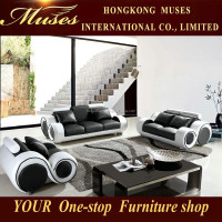 2015 hot sale modern leisure recliner sofa good price for promotion,leather sofa AS501-2#