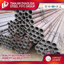 Hot or Cold Rolled cr black annealed steel furniture pipes/tubes