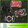 Fashion Styles Plastic Buckles Decoration Accessories