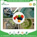 China supplier PU powder painting of metal effect
