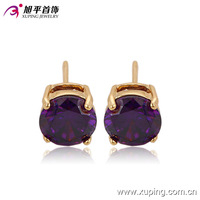 91063- xuping wholesale fashion new ladies earrings designs pictures