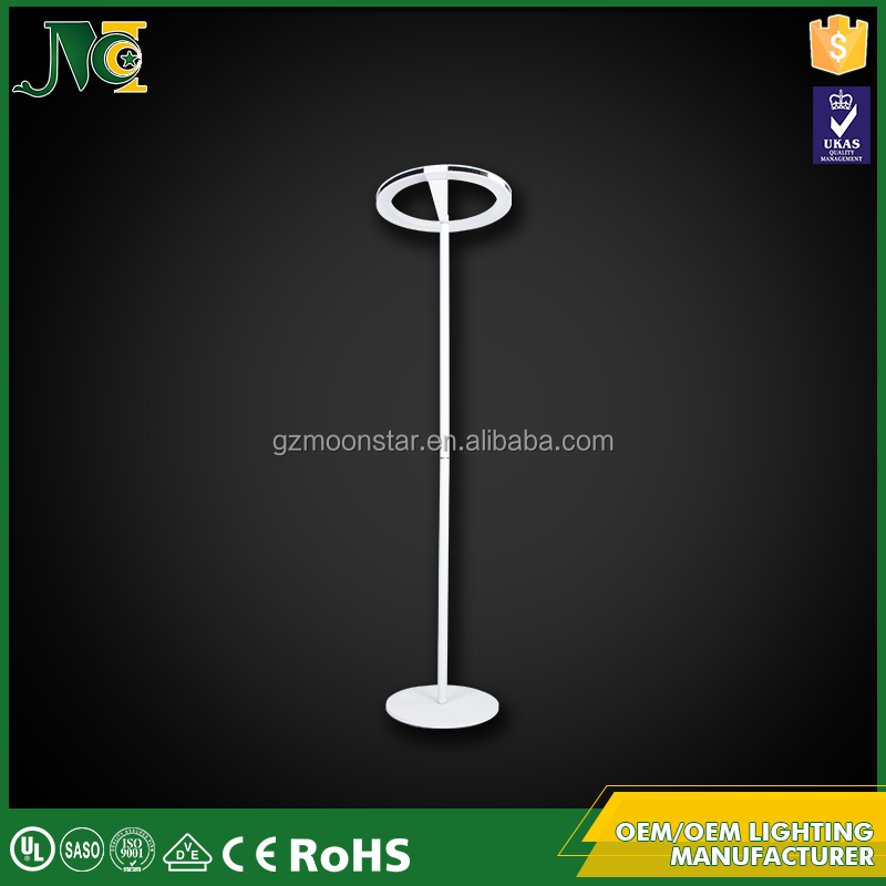 Luxury chinese metal floor lamp modern led floor lamp wholesale
