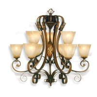 Traditional Metal Chandeliers Pendant Lights