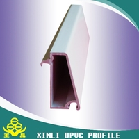 upvc profile glazing beads for window and doors