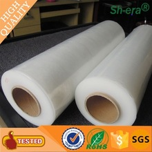 hand use pe stretch wrap film for carton packing