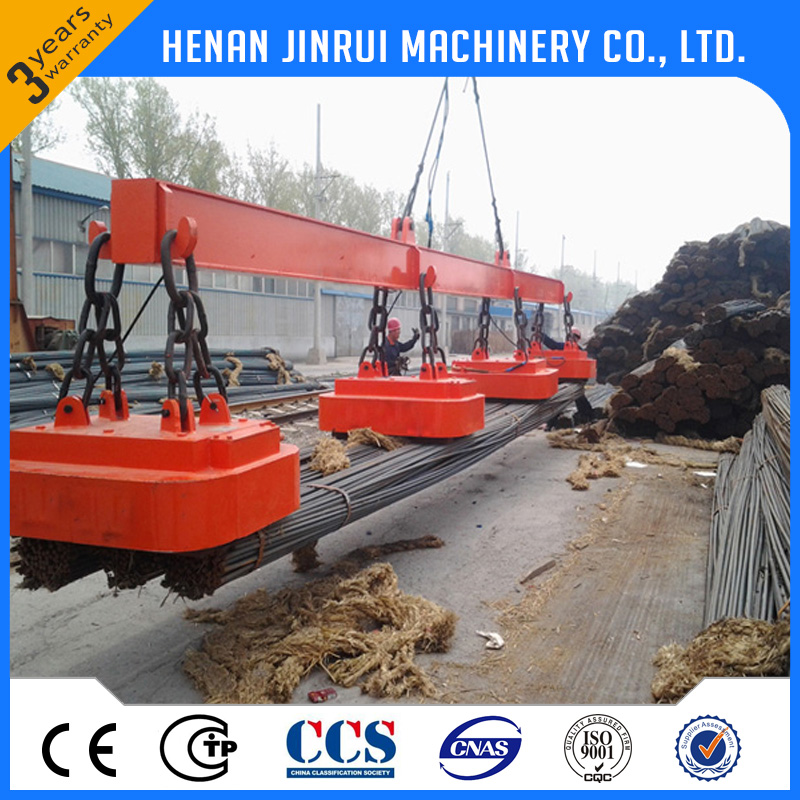 China Steel Coil and Plate Magnet Lifter Electromagnet Chuck Lifting Equipment Price