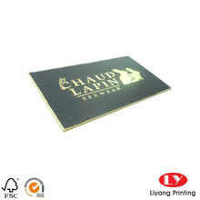 New Custom Made Foil stamping Business Card printing