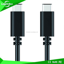 USB 3.1 Type-C to VGA Adapter Cable Connector for MacBook Laptop