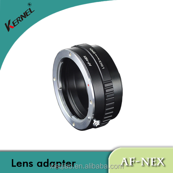 Kernel for Sony Alpha A AF Minolta MA lens to NEX E Mount Adapter ring