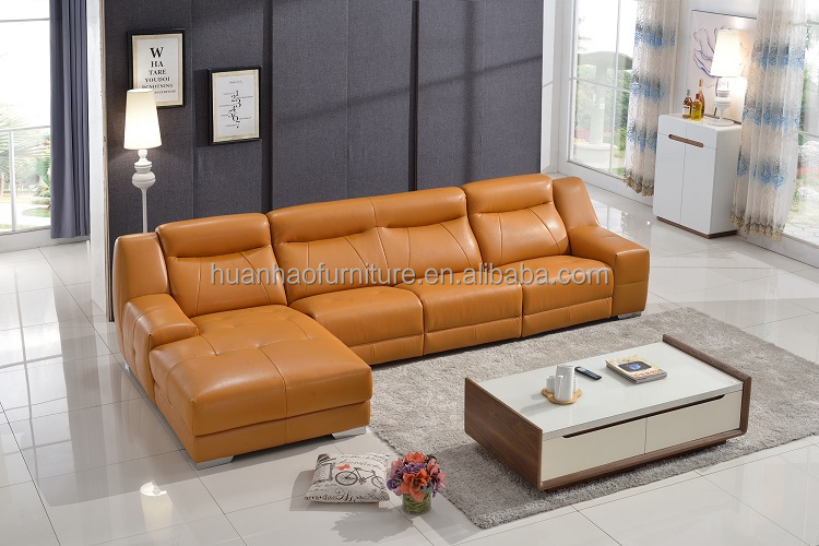 S139 Modern stanley leather corner sofa /Buy import furniture from china