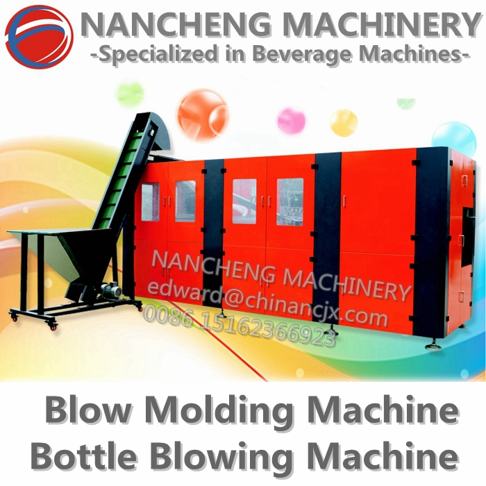 2 Liter Plastic PET Bottle Blowing Machine