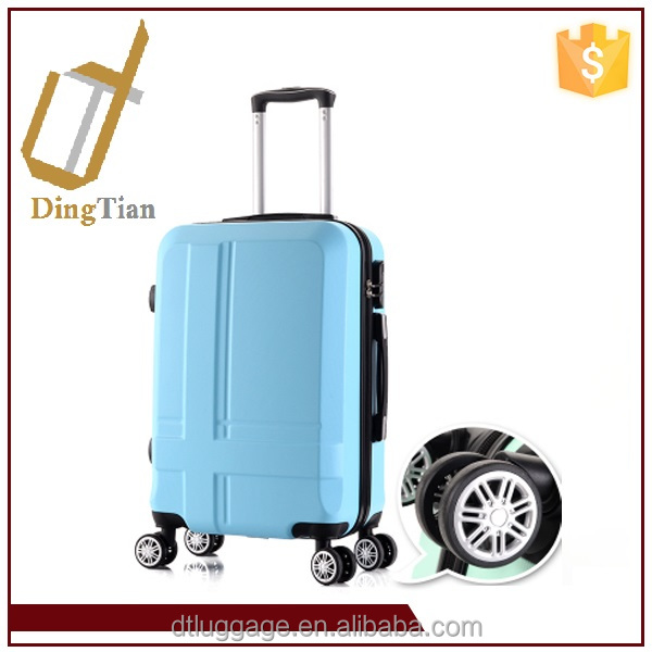 Hot sell hardside <strong>ABS</strong> with PC trolley luggage manufacturer