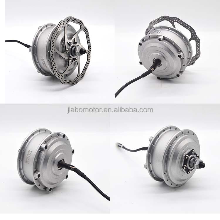 Jiabo jb 92q 350 watt dc hub brushless planetary gear and for Electric bike hub motor planetary gear