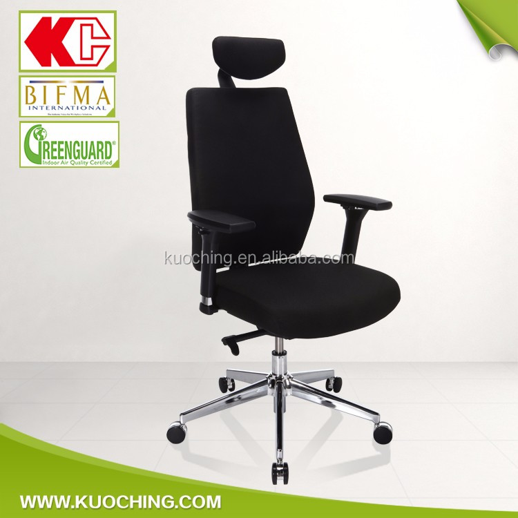 Multifunctional Fabric Manager Chair Guangzhou Office Furniture