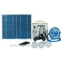 Portable Home Solar Energy System For
