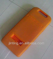 red color minitype tool box/plastic case yellow