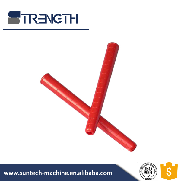 STRENGTH Textile Machine Parts Plastic Ring Bobbin Warp Yarn Tube