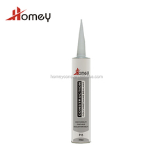 Homey P35 good weathering paintable high fixing construction work polyurethane sealant