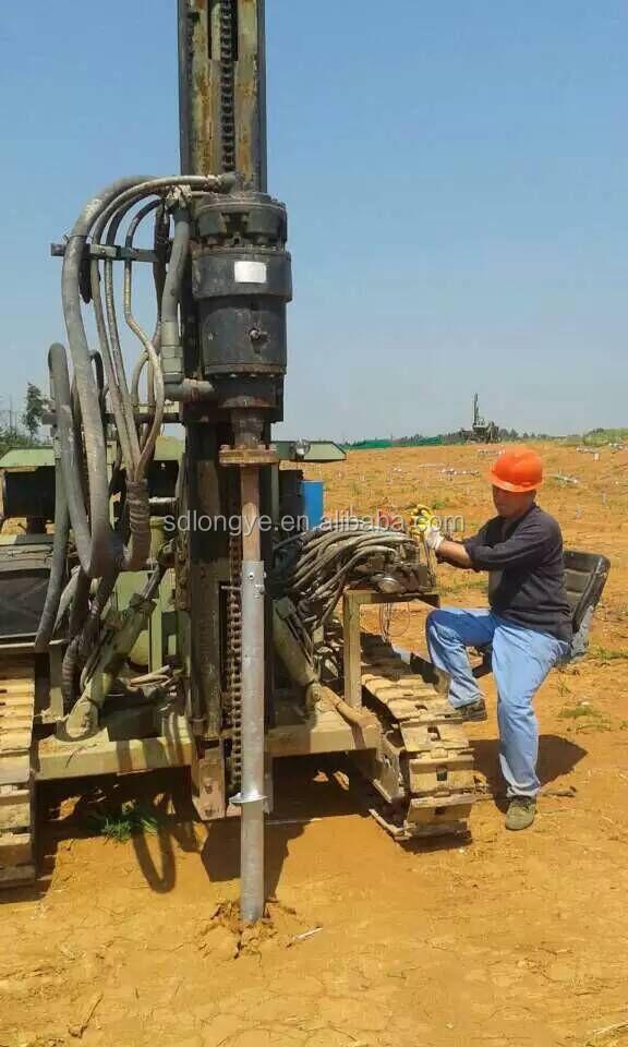 ground machine