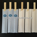 21/24cm color paper sleee personalized bamboo chopsticksin bulk