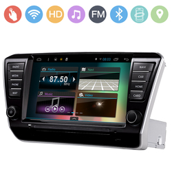 skoda octavia parts Skoda Superb car DVD support canbus with SWC rear cemera TPMS Bluetooth and android4.4.4 system