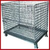 Removable warehouse storage cage with wheels with the price of FOB Tianjin US $47 per unit