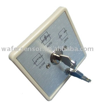 automatic door key switch ( three position )