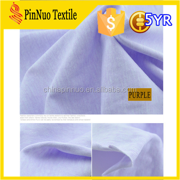 cheap 100 cotton fabric for t-shirt
