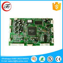 6 layers pcb assembly board,electronic pcb assembly,6 layer receiver satellite pcba board