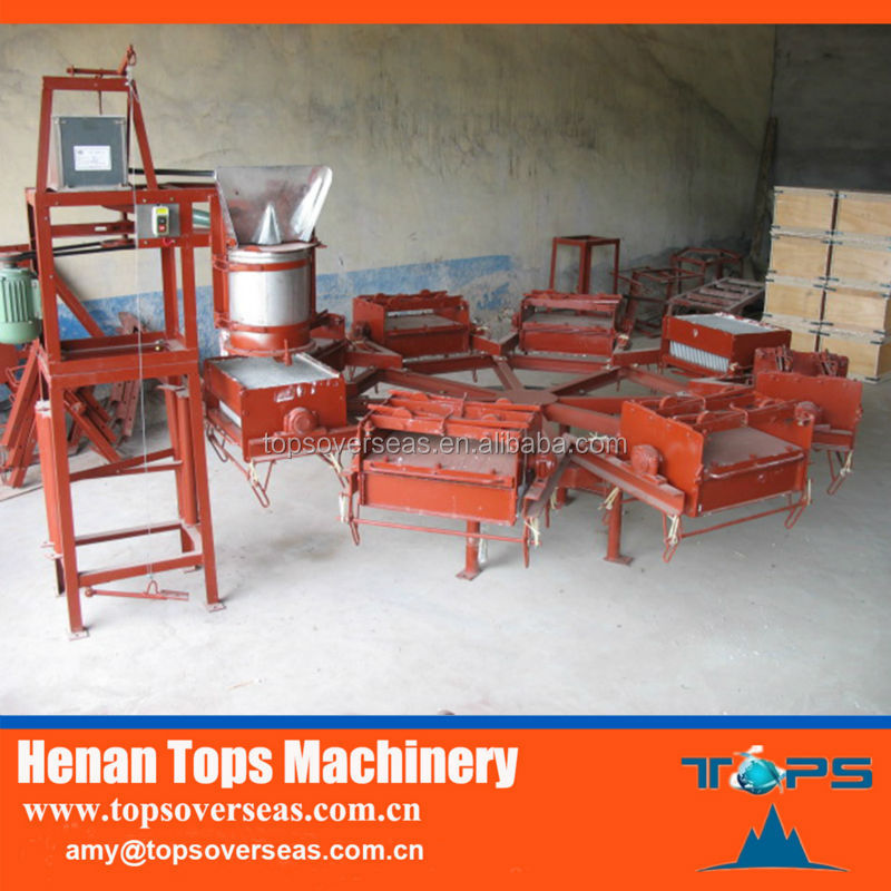 long performance life dustless chalk piece making machine