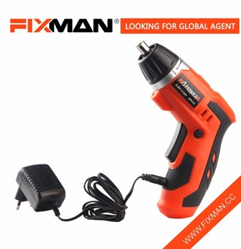 3.6V Small Handheld Electric Screwdriver Online