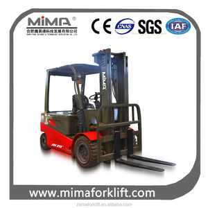Capacity 3.0T new type electric forklift TK30 80V
