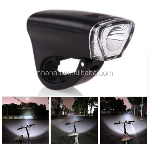 Bicycle headlight For Bicycle Head Light Front Handlebar Lamp Flashlight 3000LM Waterproof LED Bicycle Accessories