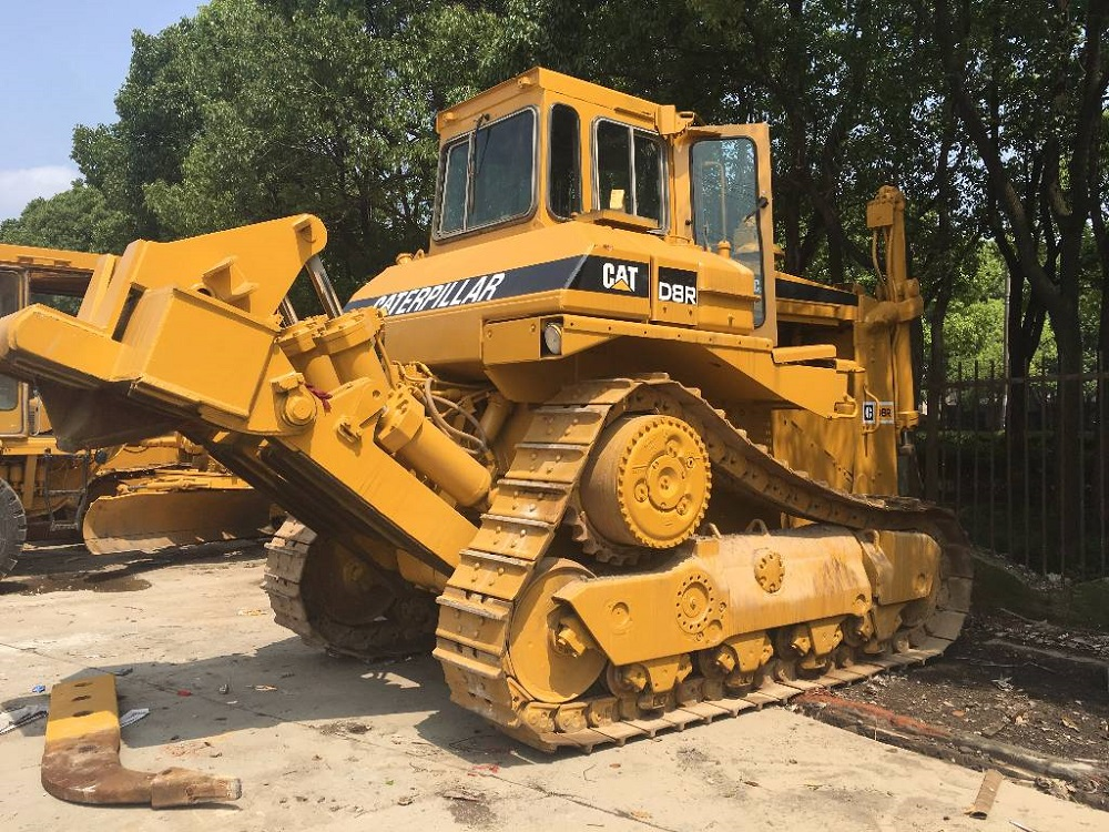 good performance and working condition used cat d8r bulldozer caterpillar second-hand dozer d8