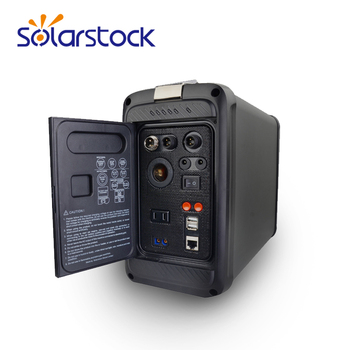 400 Watt Portable Solar Generator for Home Use