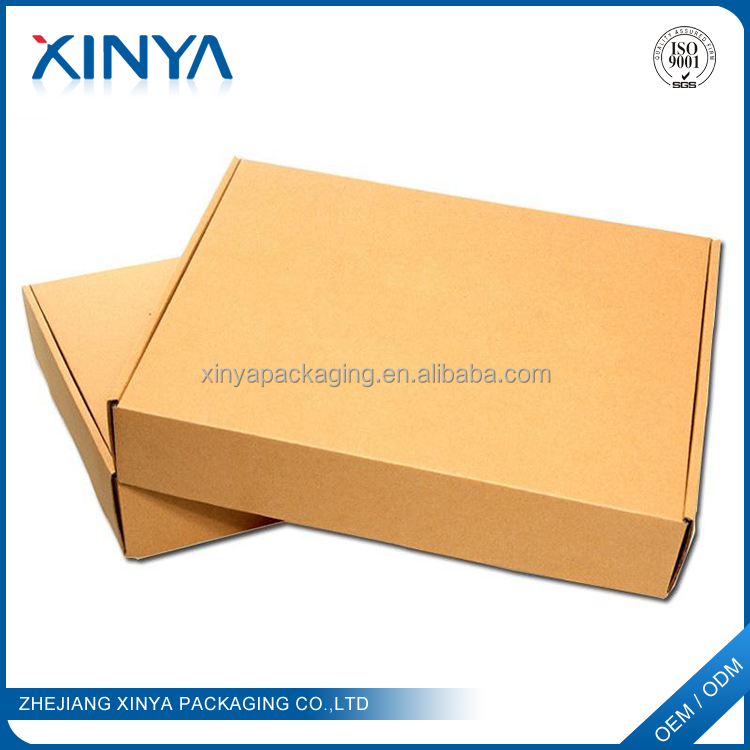 XINYA China High Quality Customized Carton Packaging Cardboard Corrugated Paper Moving Boxes