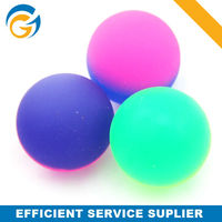Colorful Rubber Toy Jumping Half Ball