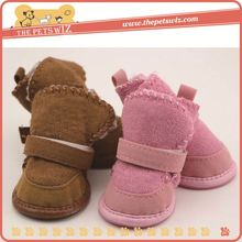 Warming dog shoes p0waw dog toy toddler shoes for sale