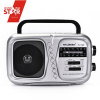 Multifunctional Pocket Radio Dual Band Mobile Base Radio, Mini Radio Receiver For Wholesale