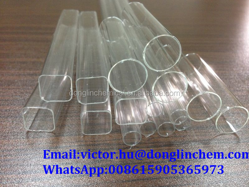 Acrylic Transparent Processing Aids for PVC Rigid Sheet Film DL-20/PA20/K120ND