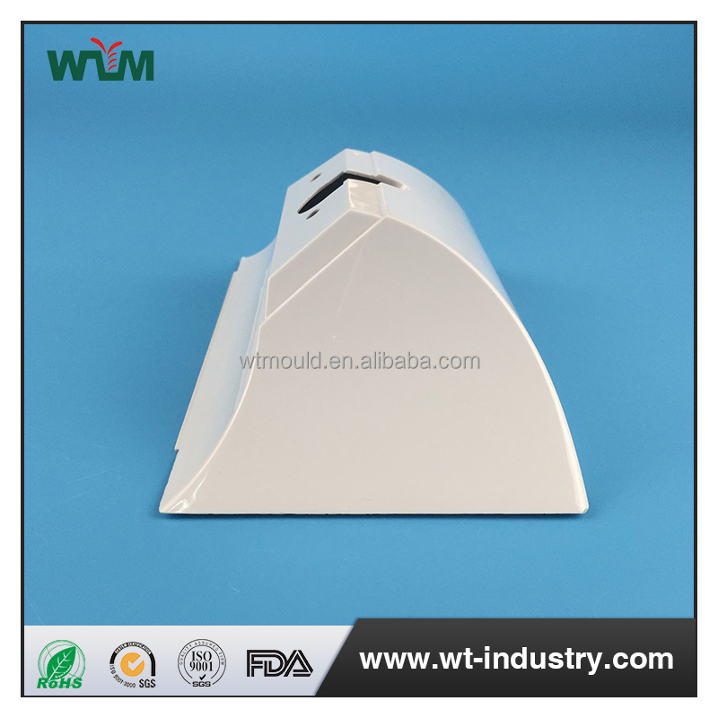 Vacuum forming plastic cover of led tv monitor