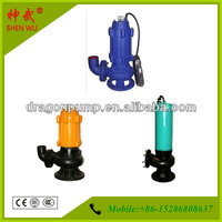 0.75-220kw submersible sewage centrifugal water pump